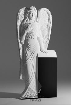 Памятник Ангел хранитель
