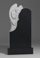 Памятник Ангел на стелле большой