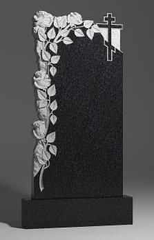 Памятник Розы с крестом 2