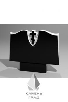 Памятник Семейный с крестом