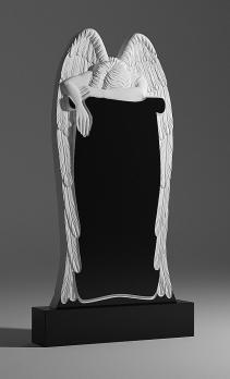 Памятник Ангел со свитком